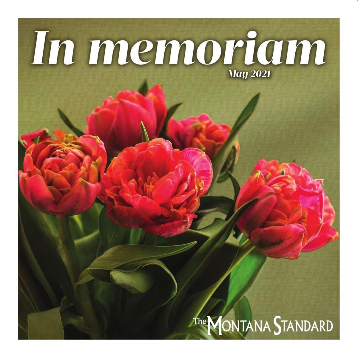In Memoriam May 2021