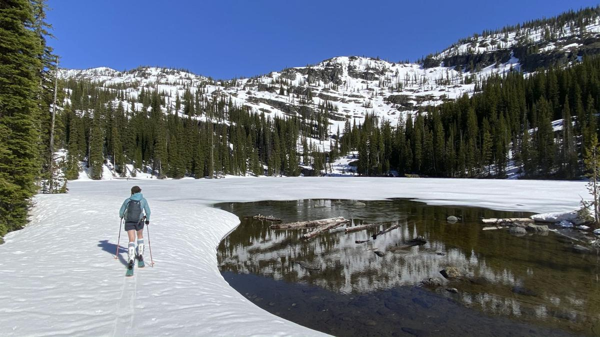 Lakeside ski