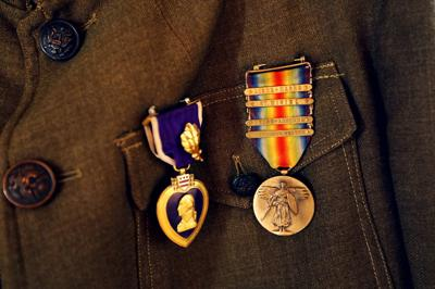 100 years later, Anaconda WWI veteran's uniform tells story of deadly conflict