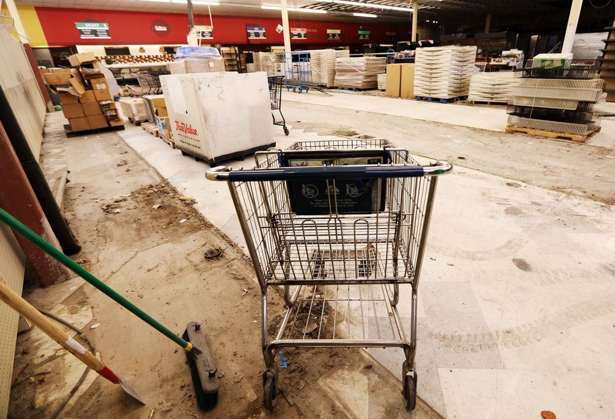 Remodel of former grocery space in Butte