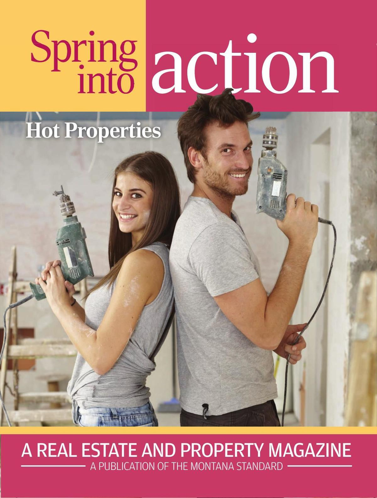 Hot Properties Spring into Action