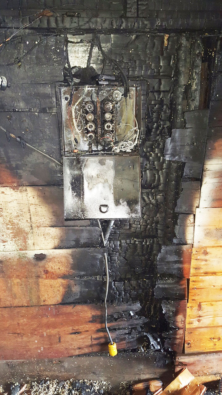 hot fuse box starts fire | butte news | mtstandard.com rubicon fire jeep fuse box