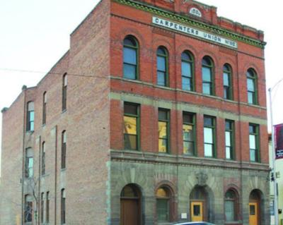 Carpenters Union Hall