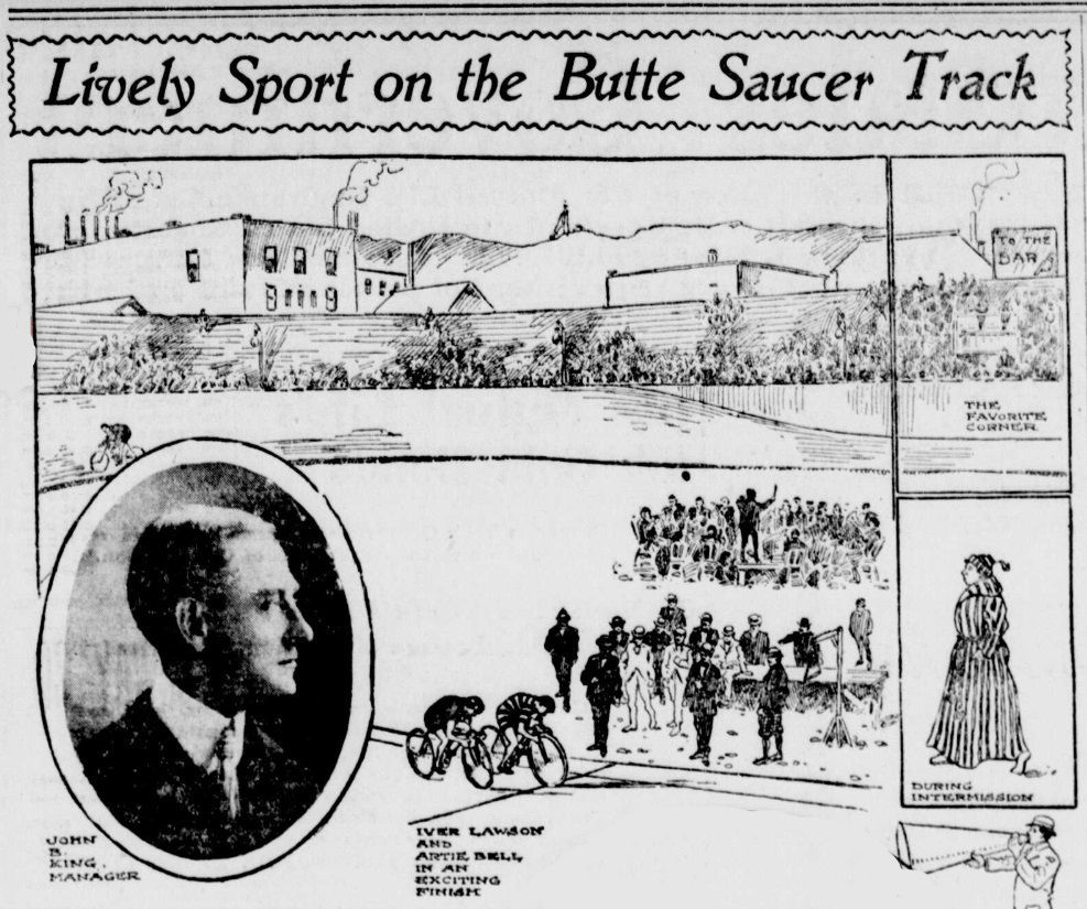 The Anaconda Standard, July 7, 1901.