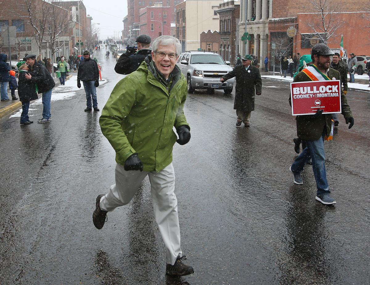 Lt Gov Mike Cooney To Announce Run For Governor