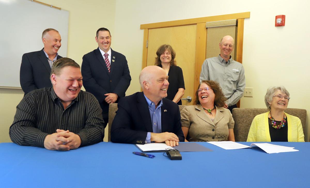 Gianforte signs landmark investment in broadband expansion