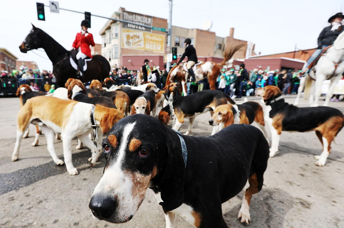 Butte's annual St. Paddy's Day Parade