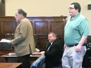 Shane Murphy pleads guilty