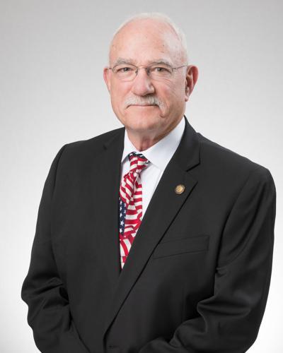 Rep. John Fuller (R-Kalispell)