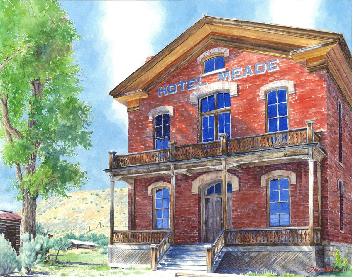 """The Meade Hotel"" by Jessica Glenn"