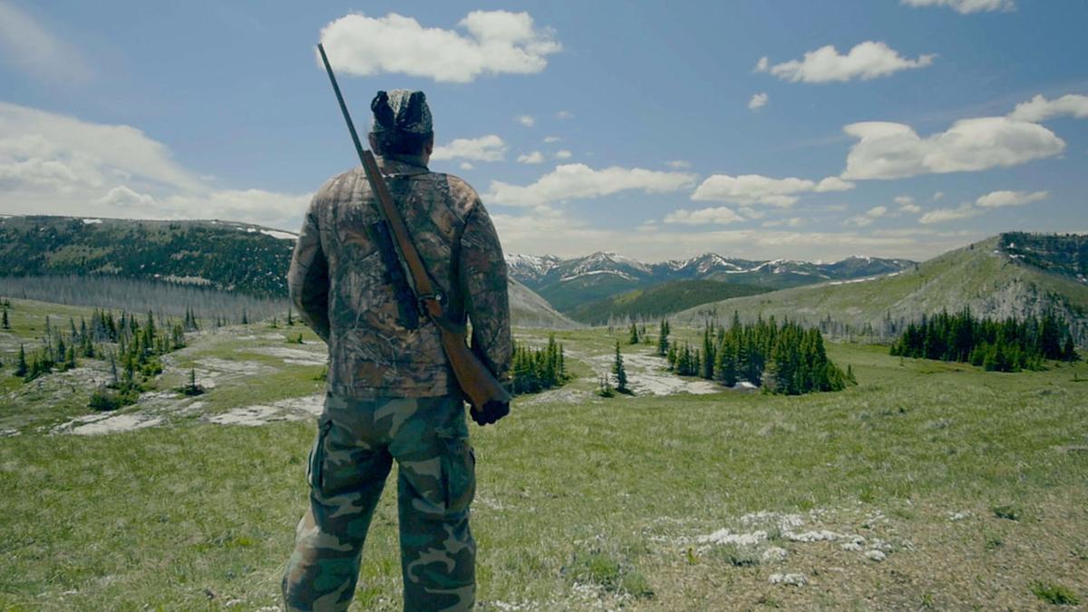 Badger Two Medicine film