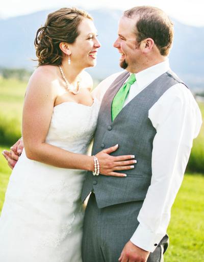 Stephanie and Daniel Lynn