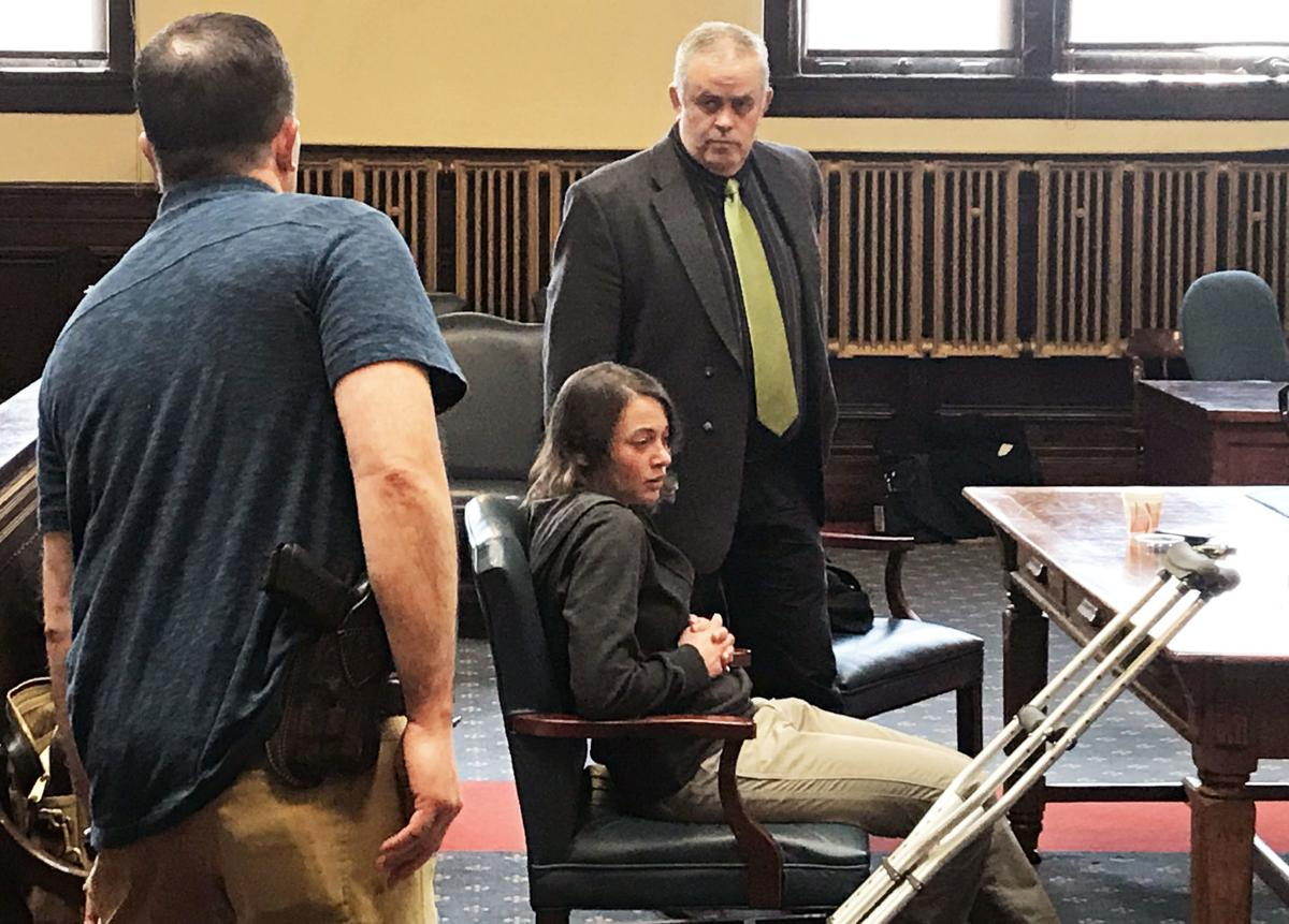 Baldwin sentenced