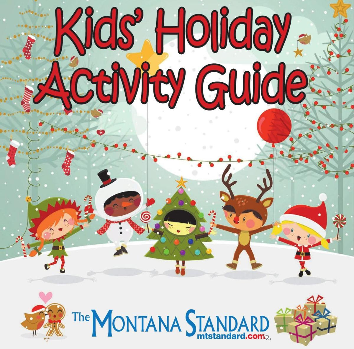 Kids' Holiday Activity Guide