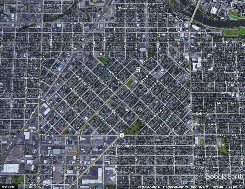 Slant Streets