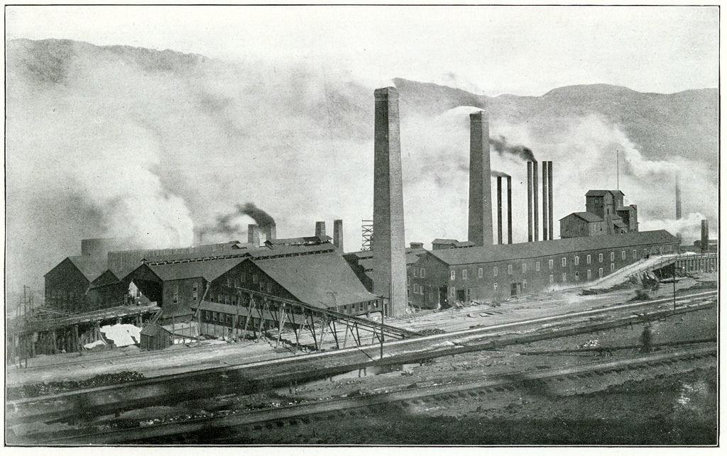 MOP smelter