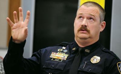 Billings police officer David Punt