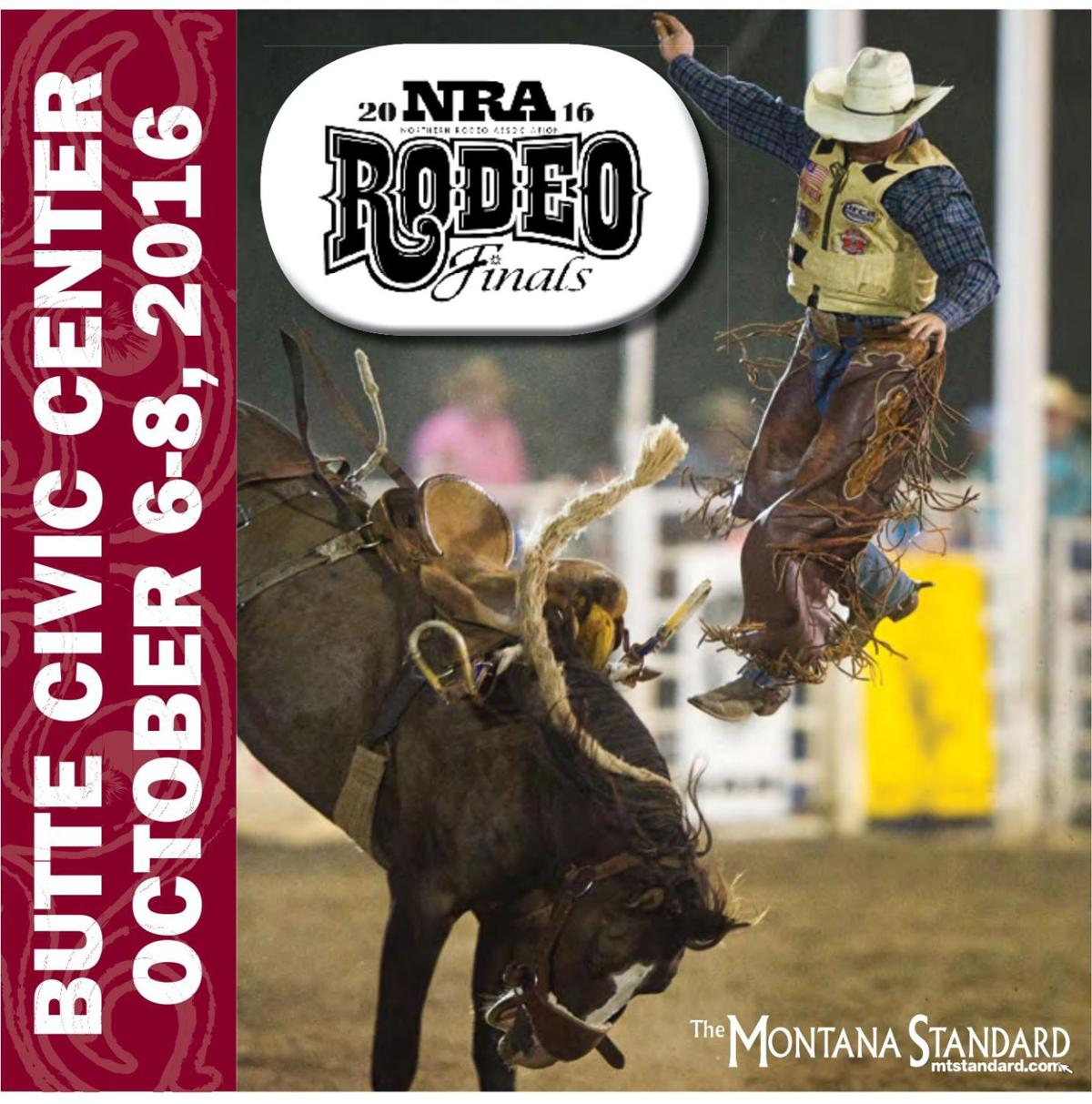 NRA Rodeo Finals 2016