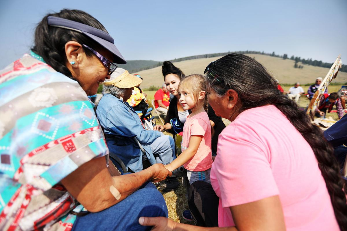 Annual commemoration of the Battle of Big Hole honors ancestors and descendants of the Nez Perce