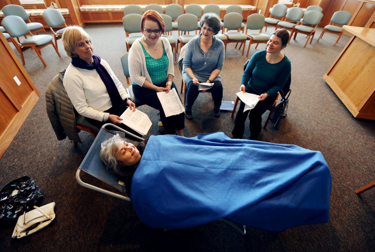 Local choir aims to comfort people near the end of their lives through song