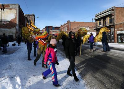 Butte welcomes the Year of the Pig
