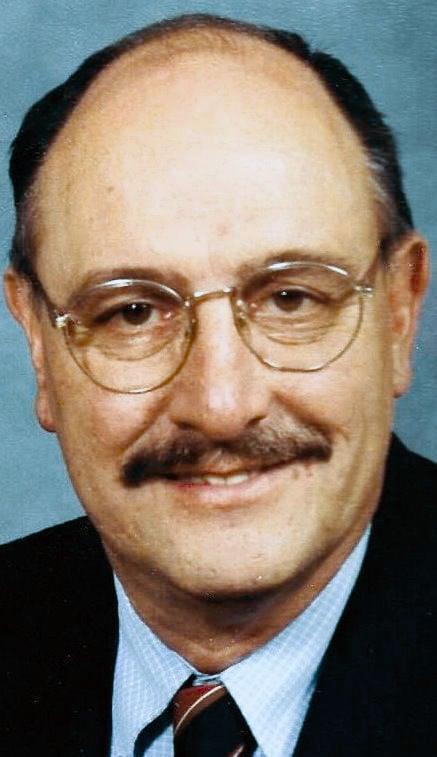 Rick Holman, life-long member of Trinity United Methodist