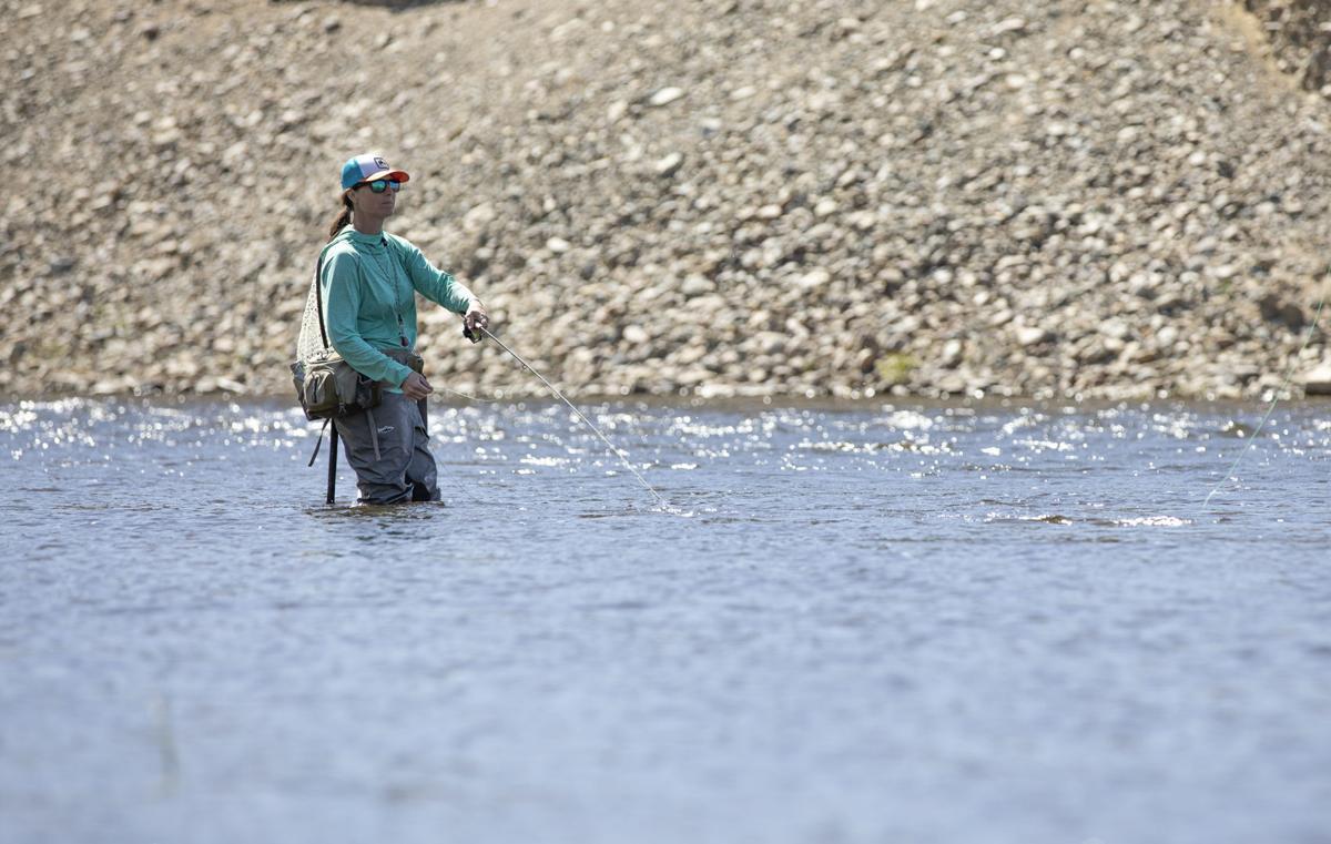 Fishing the Big Hole