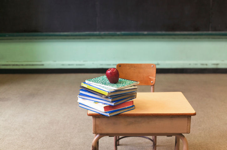 education school teacher stockimage