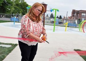Photo: Splash pad opens in Dillon's Jaycee Park