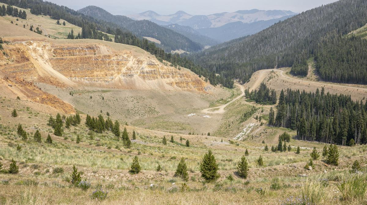 Beal Mountain Mine