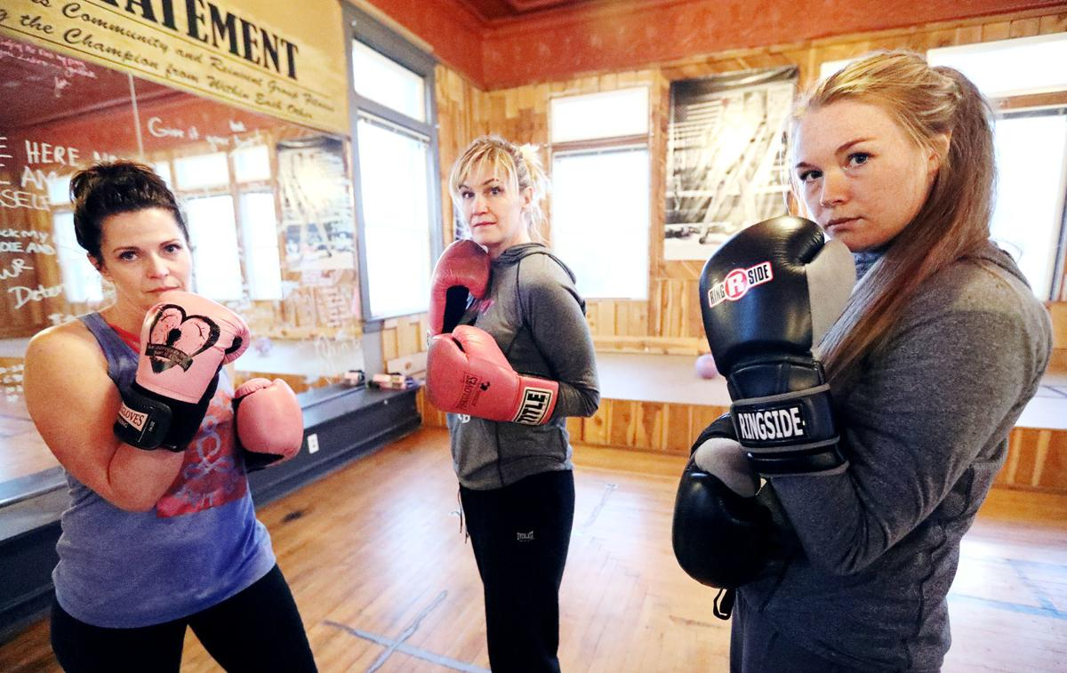 Montana's first all-female fight card features Butte boxers