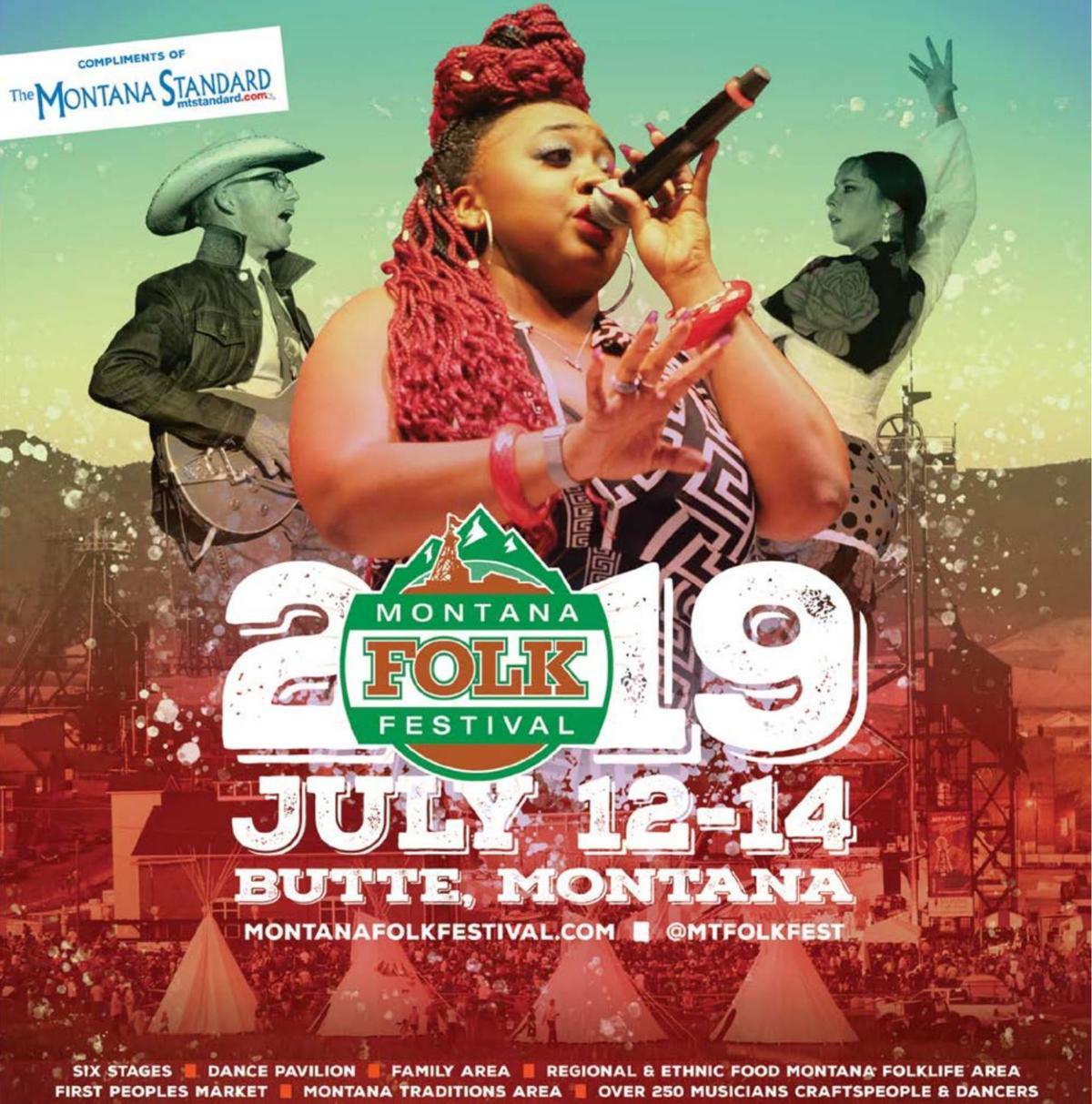 Montana Folk Festival Guide 2019