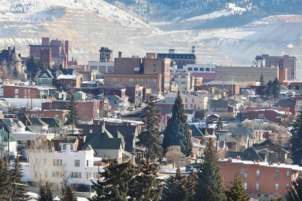 Butte Uptown District 2015