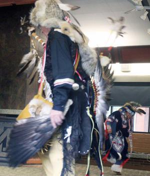 Celebrating Native American Heritage Day at Montana Tech