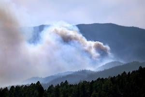 Updated: BLM issues closures at State Creek Fire site