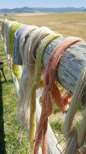 Learn all about spinning, weaving, knitting and crocheting at Whitehall's fiber arts festival