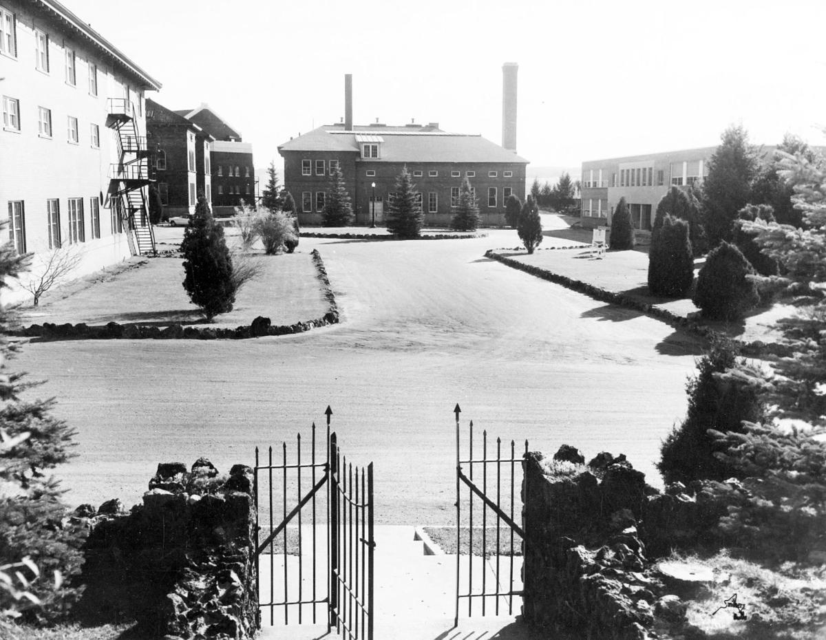 Montana Tech 1955
