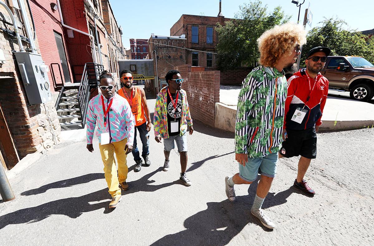 Musicians arrive in Butte for the Montana Folk Festival