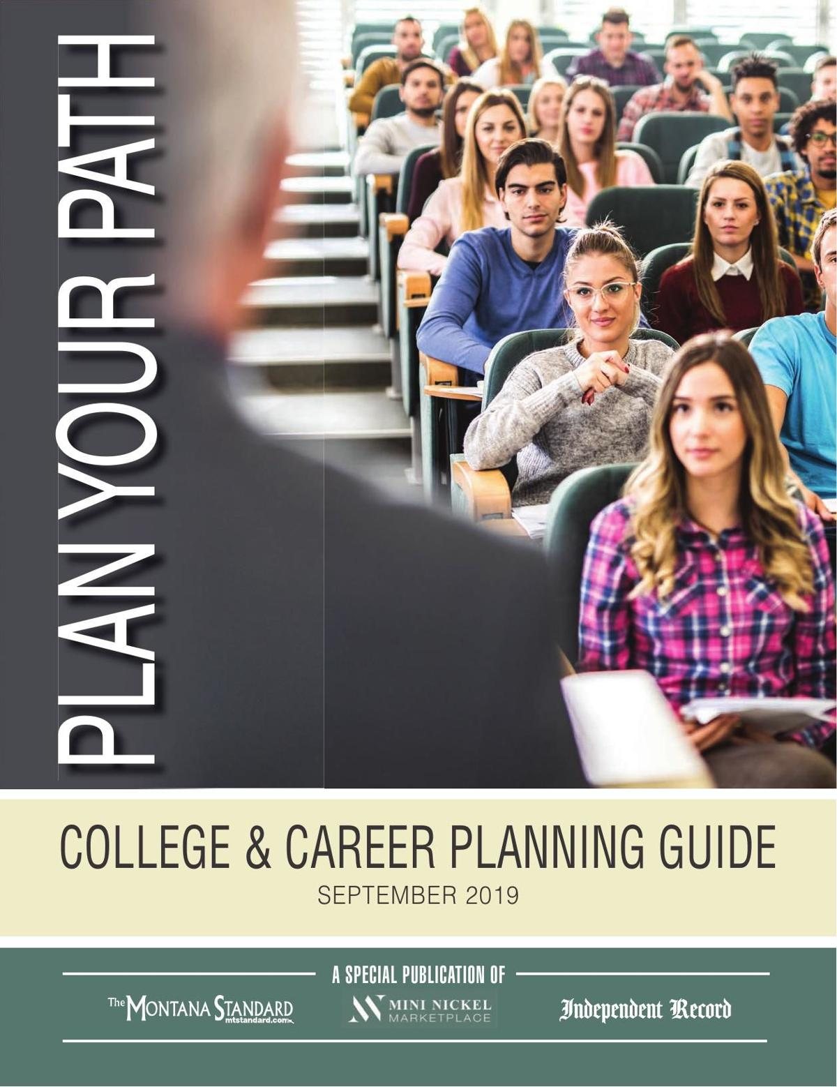 Plan Your Path - College & Career Planning Guide