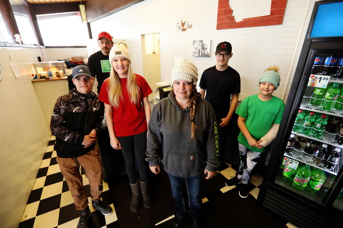 The family behind Butte's Chicken Shack