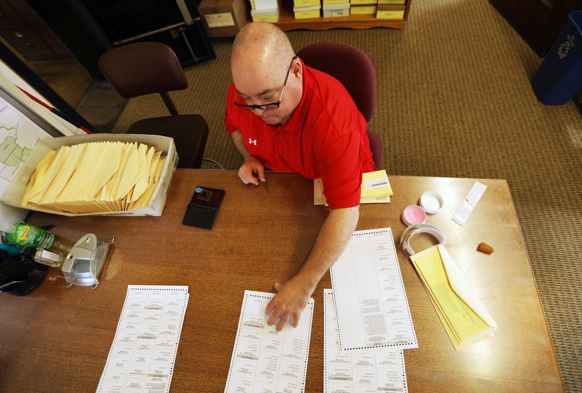 Butte Silver Bow County election officials prepare to send ballots