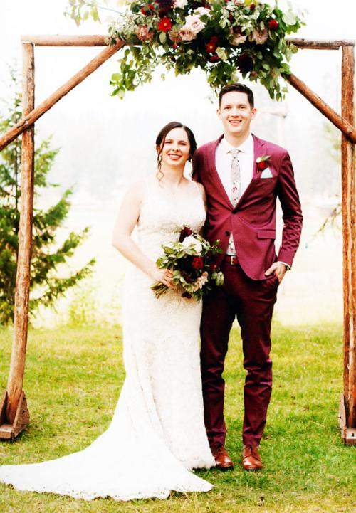 Stillwagon Fox wedding