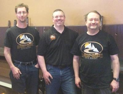 Muddy Creek Brewery owners