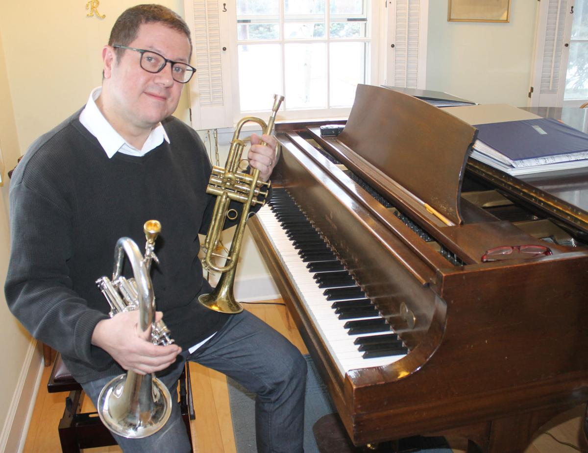 Straight Ahead Jazz Butte Born Trumpeter Jim Rotondi