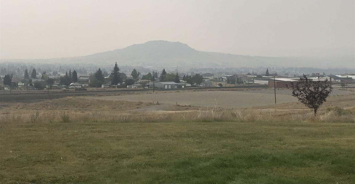 Butte's air quality remains in unhealthy range Monday
