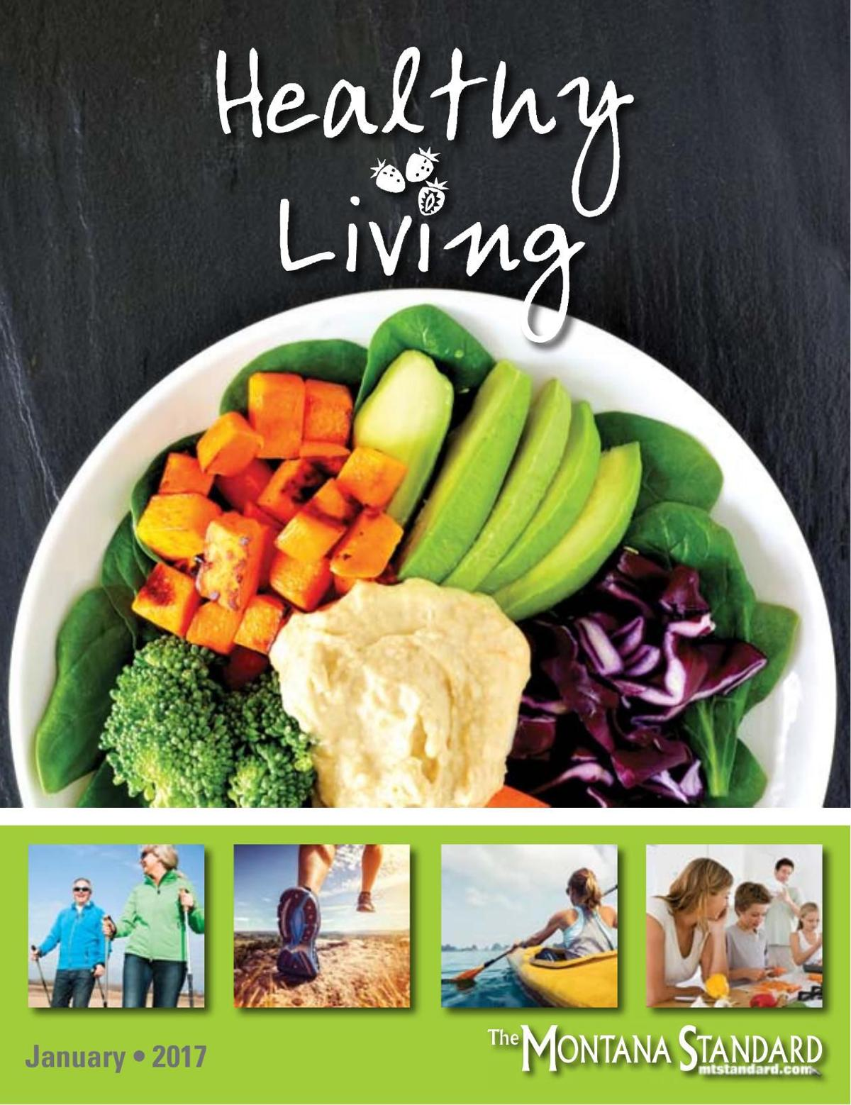 Healthy Living January 2017