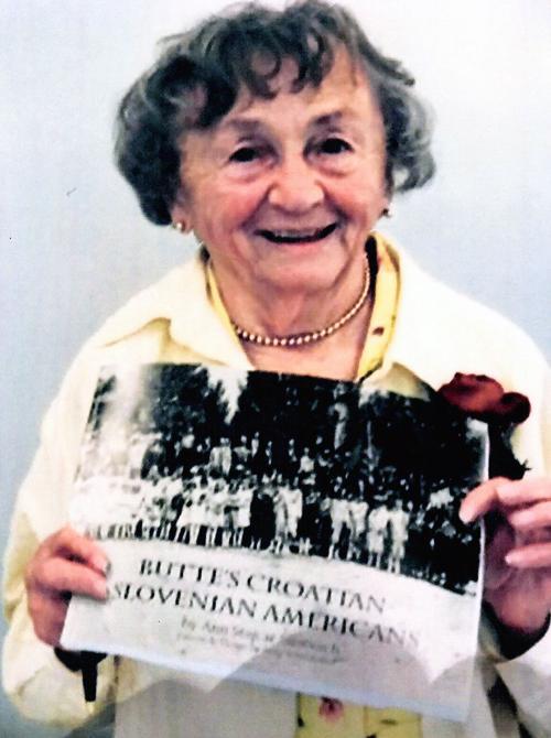 Ann Stajcar-Simonich