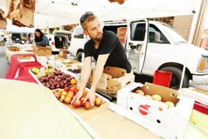 9/11 service project brings fresh produce to Butte's Emergency Food Bank