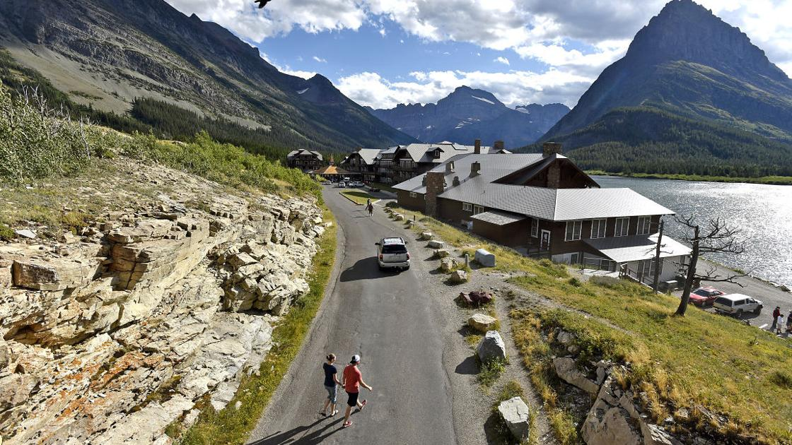 Glacier remains one of nation's most popular national parks