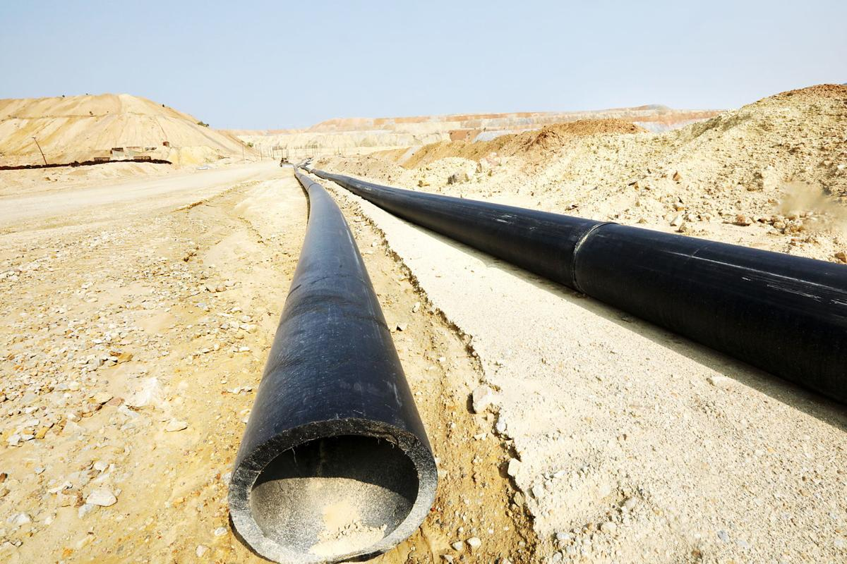 Montana Resources on target to begin pumping and treating Pit water